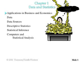 Chapter 1  Data and Statistics