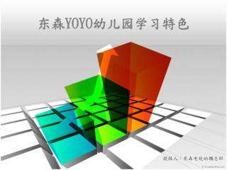 东森 YOYO 幼儿园学习特色