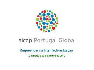 Coimbra, 9 de Setembro de 2010