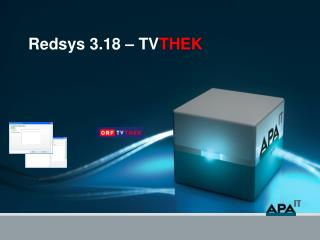 Redsys  3.18 – TV THEK