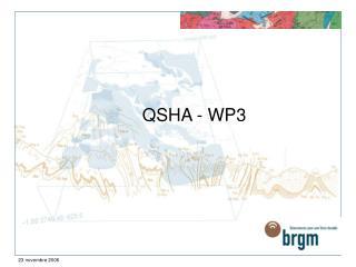 QSHA - WP3