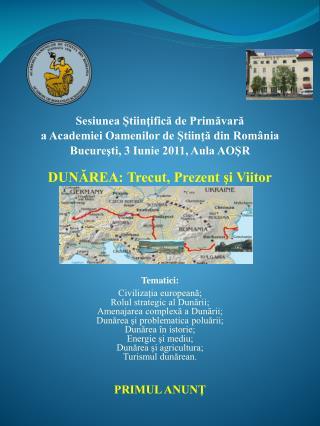Sesiunea Ştiinţifică de Primăvară  a Academiei Oamenilor de Ştiinţă din România