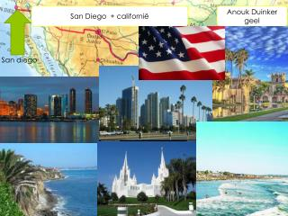 San Diego  +  californi�