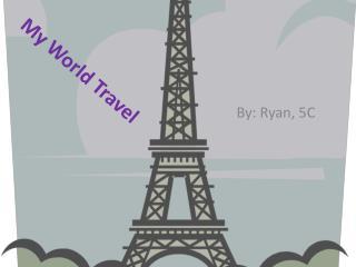 My World Travel