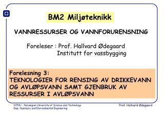 BM2 Miljøteknikk