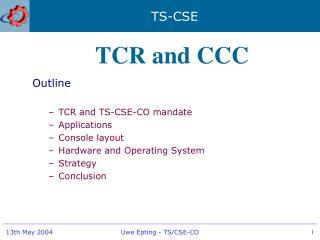 TS-CSE