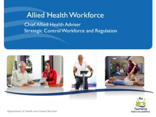 Allied Health Workforce