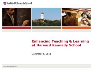 Enhancing Teaching & Learning at Harvard Kennedy School
