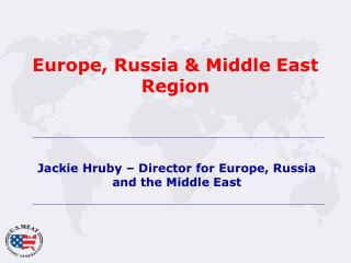 Europe, Russia & Middle East Region