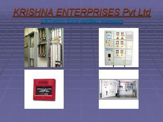 KRISHNA ENTERPRISES Pvt Ltd  ISO 9001:2008 certified company
