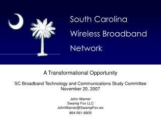 South Carolina Wireless Broadband Network