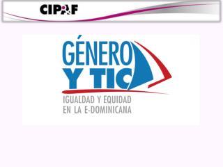 GENERO Y TIC