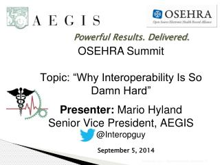 AEGIS, Inc. -  Powerful Results. Delivered. SM