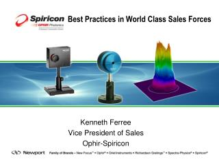 Best Practices in World Class Sales Forces