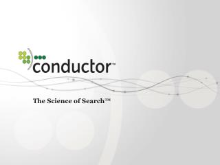 The Science of Search�