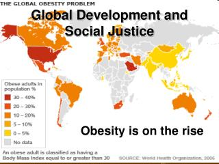 Global Development and Social Justice
