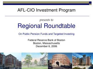 AFL-CIO Investment Program