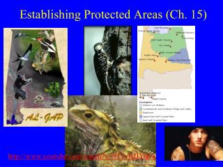 Establishing Protected Areas (Ch. 15)