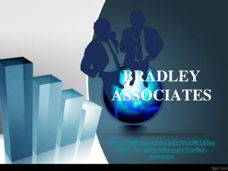 Huspriser förväntas falla, säger Bradley Associates - wikia