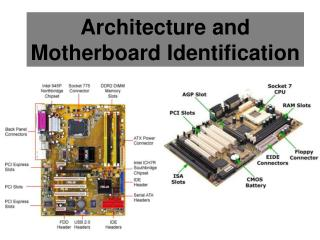 Architecture and Motherboard Identification