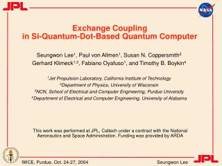 Exchange Coupling  in Si-Quantum-Dot-Based Quantum Computer