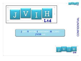 J OINT  V ENTURE  I NVESTMENT  H OLDING JVIH Ltd