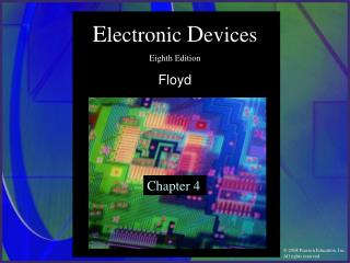 E lectronic  D evices Eighth Edition Floyd