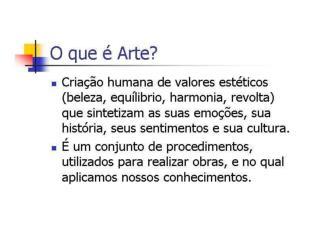 Artes Pl�sticas