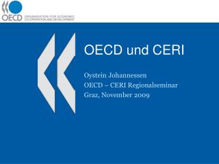 OECD und CERI