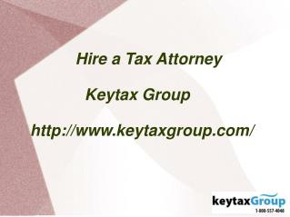 Hire a Tax Attorney