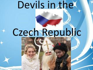 Devils in the  Czech Republic
