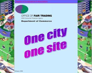 Registry of Co-operatives & Associations
