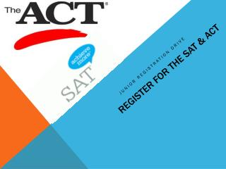 Register for the sat & ACT
