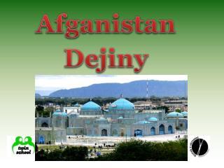 Afganistan  Dejiny