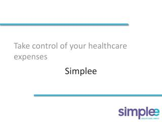 Take control of your healthcare expenses