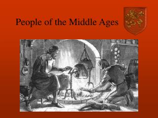 People of the Middle Ages