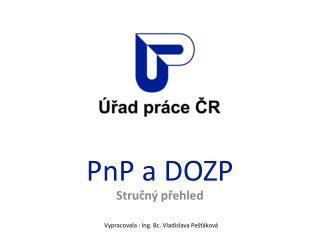 PnP a DOZP