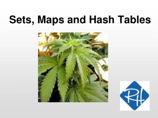 Sets, Maps and Hash Tables