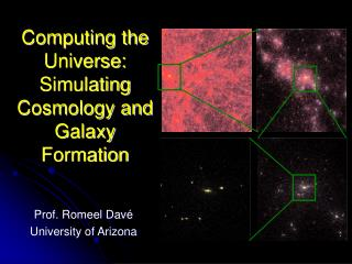 Computing the Universe:  Simulating Cosmology and Galaxy Formation