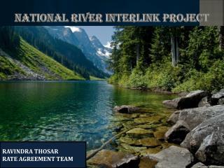 National river interlink project