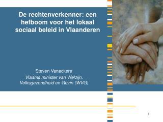 De rechtenverkenner: een hefboom voor het lokaal sociaal beleid in Vlaanderen