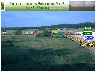 Collectif pour la Qualite de Vie A Jouy-Le-Moutier