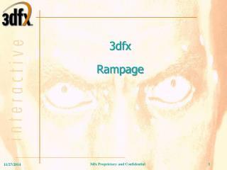 3dfx Rampage