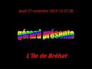 jeudi 27 novembre 2014 - 13:27:38