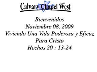 Calvary Chapel West