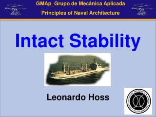 Intact Stability