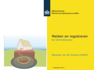 Melden en registreren