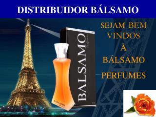 DISTRIBUIDOR BÁLSAMO