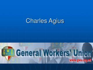 Charles Agius