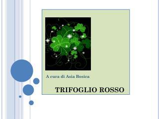 TRIFOGLIO ROSSO